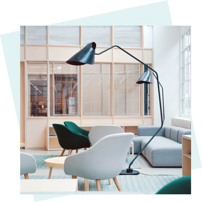 Photo - Pastel Office
